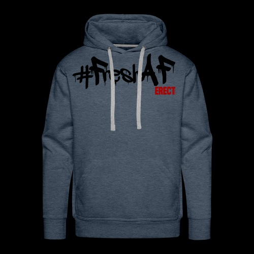 FRESH AF by ERECT Apparel - Men's Premium Hoodie