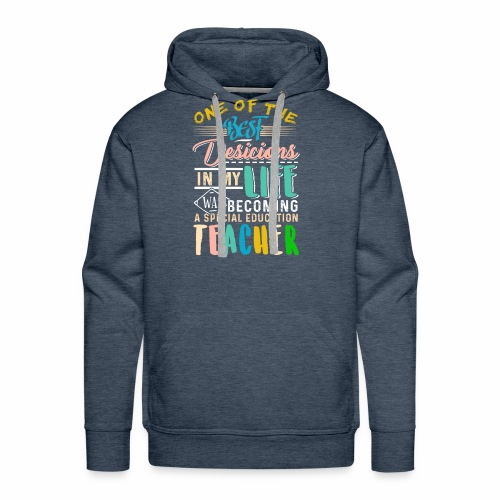 SpecialEducationTeacher - Men's Premium Hoodie