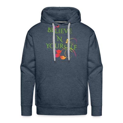 Believe N Yourself - Men's Premium Hoodie