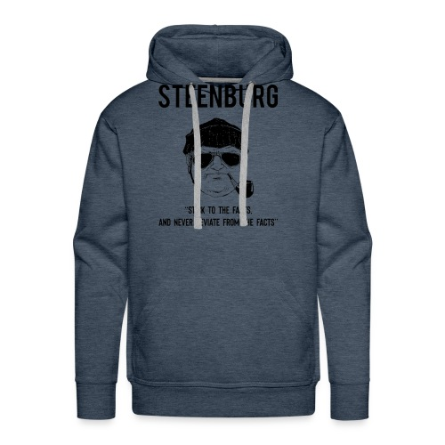 Sasquatch Bigfoot Thomas Steenburg Shirt - Men's Premium Hoodie