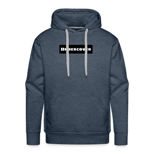 Undercover Collection - Men's Premium Hoodie