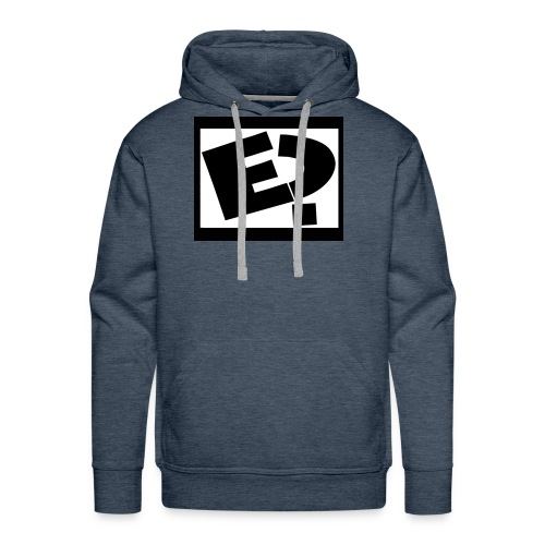 Rated E - Men's Premium Hoodie
