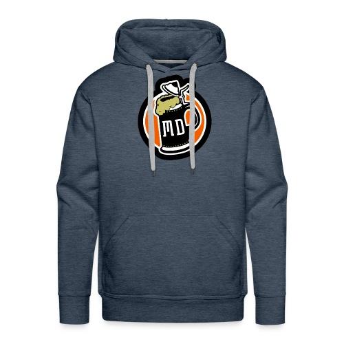 MD Mug Logo - Men's Premium Hoodie