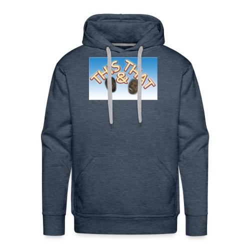 T&T - Men's Premium Hoodie
