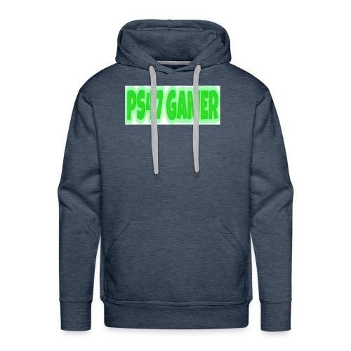 PS47 OFFICIAL GAMERTAG - Men's Premium Hoodie