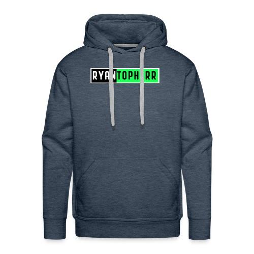 RyanTopherr New Logo - Men's Premium Hoodie