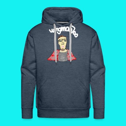 WingStroke - Men's Premium Hoodie