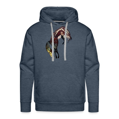 Ghost Fox - Men's Premium Hoodie