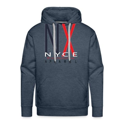 NYCE NX Tee 04 - Men's Premium Hoodie