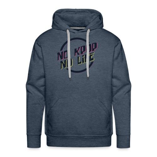 No KPOP No Life - Men's Premium Hoodie