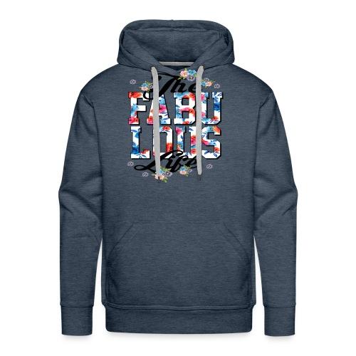 THE FABU LOUS T-SIRT - Men's Premium Hoodie