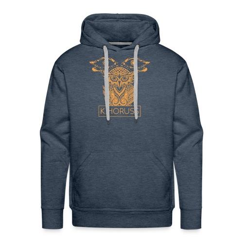K.horuss Emblem - Men's Premium Hoodie