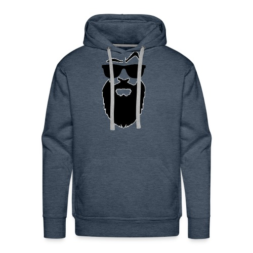 Men's shirt with scarves - Men's Premium Hoodie