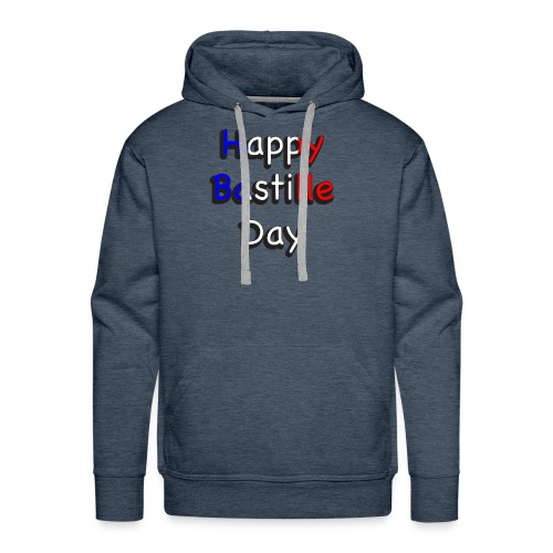 Happy Bastille Day - Men's Premium Hoodie
