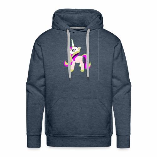 unicorn funny T-Shirt gift - Men's Premium Hoodie