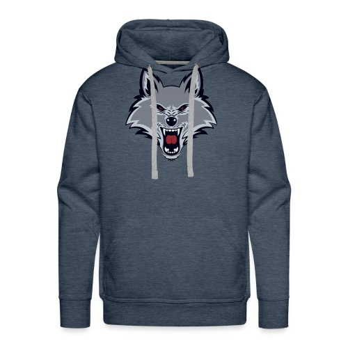 Wonderful Wolf Designs - Men's Premium Hoodie