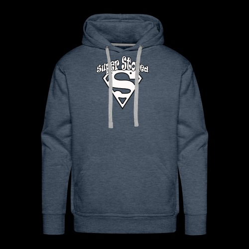 Super Stoned Funny Gift Idea for the family - Men's Premium Hoodie