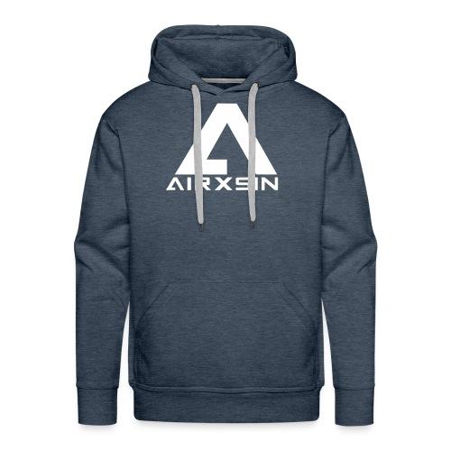 AIRXSIN Logo T - Men's Premium Hoodie