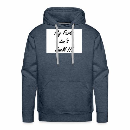 #myfarts - Men's Premium Hoodie