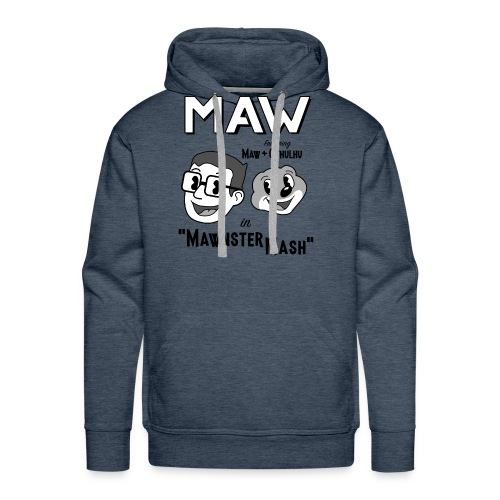 Mawnster Mash - Men's Premium Hoodie
