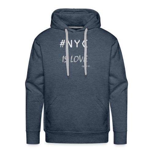 DM Official NYC is Love - Men's Premium Hoodie