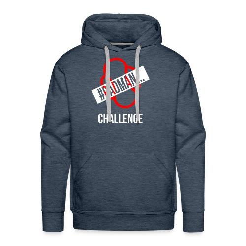 PadMan Challenge Shirts BY WearYourPassion - Men's Premium Hoodie