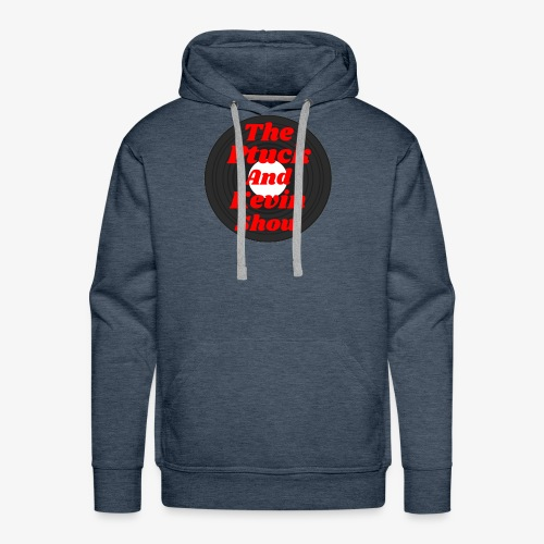 The Ptuck And Kevin show official shirts! - Men's Premium Hoodie