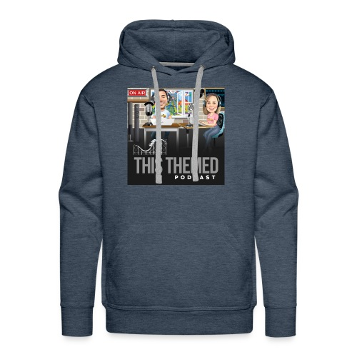 This Themed Podcast - Men's Premium Hoodie
