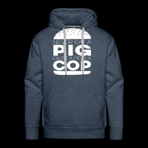 Pigs & Cops - Men's Premium Hoodie