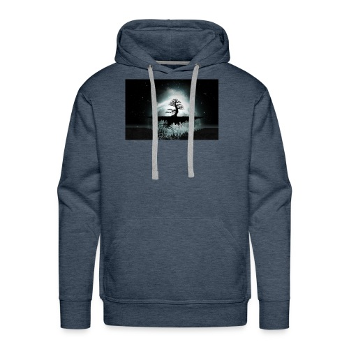 Night Sky - Men's Premium Hoodie