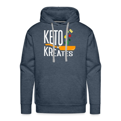 Keto Kreates - Men's Premium Hoodie