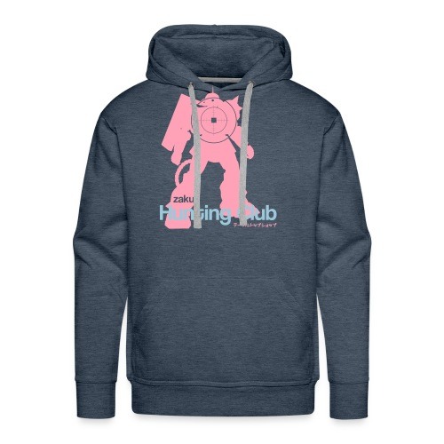 Zaku Hunting Club - Men's Premium Hoodie