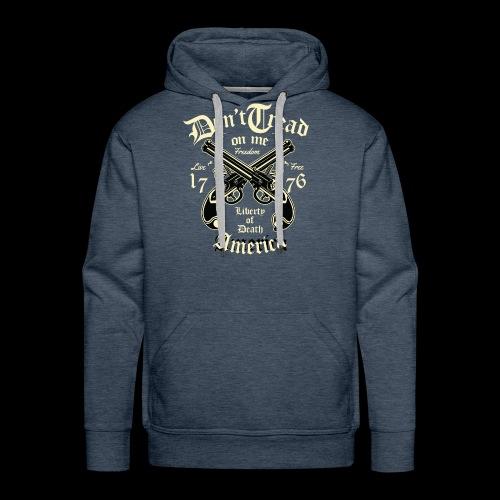 Liberty Of Death - Men's Premium Hoodie