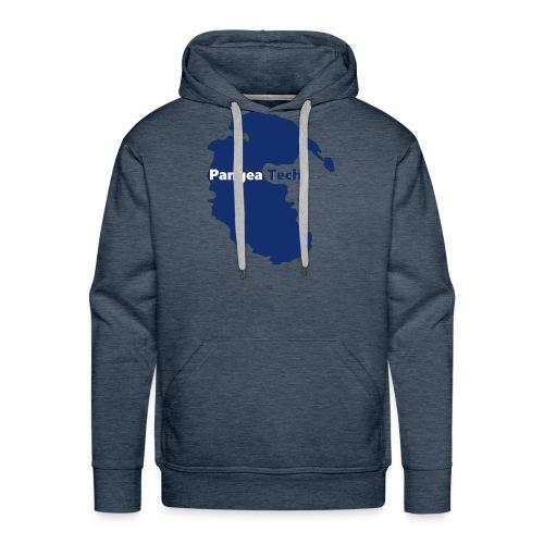 Pangea Tech Logo - Men's Premium Hoodie
