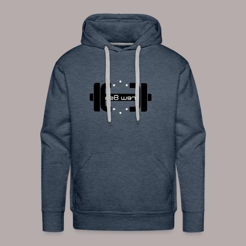 Cre8 Crew Logo - Men's Premium Hoodie