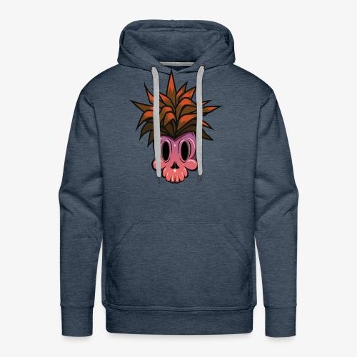 pineapple cartoon 2 - Men's Premium Hoodie
