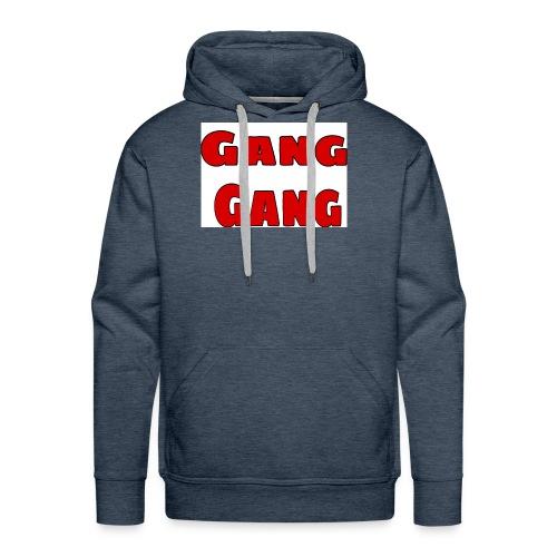 Gang Gang - Men's Premium Hoodie