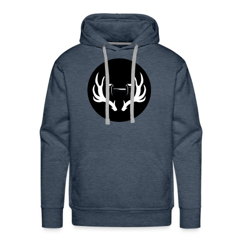 Weights N Whitetails Merch - Men's Premium Hoodie