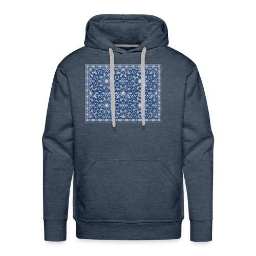 Art blue - Men's Premium Hoodie