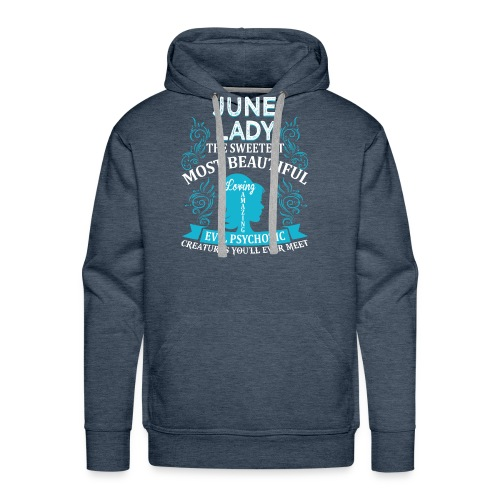 June lady - Men's Premium Hoodie