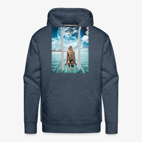 Charly Jordan - Men's Premium Hoodie