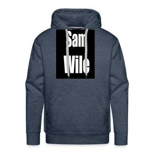 Sam Wile - Men's Premium Hoodie