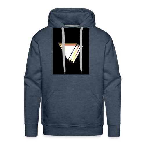 triangle passion 1 - Men's Premium Hoodie