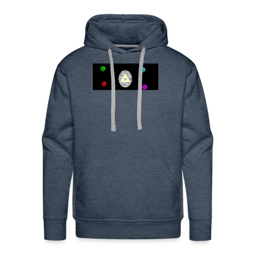 TRI Force - Men's Premium Hoodie