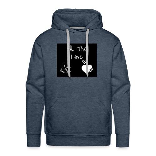 H Styles All The Love - Men's Premium Hoodie