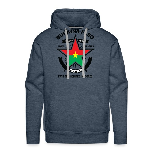 BURKINA_FASO - Men's Premium Hoodie