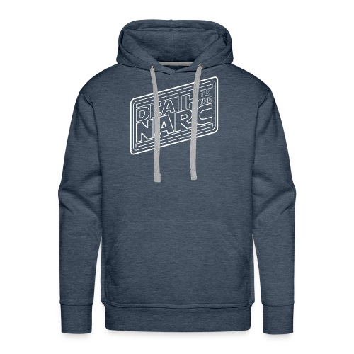 Death To The Narc - Men's Premium Hoodie