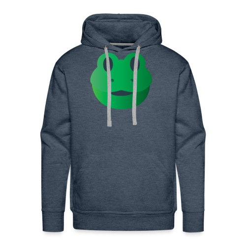 Froggy Icon - Men's Premium Hoodie