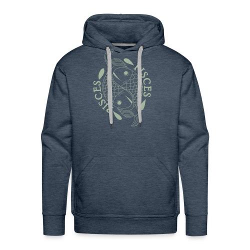 Pisces Shirt - Men's Premium Hoodie
