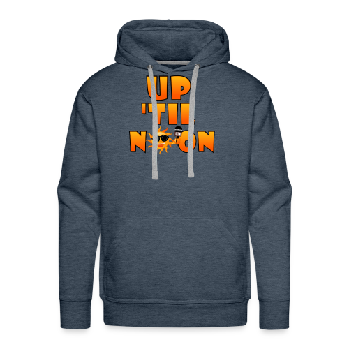 Up Til Noon Water Bottle - Men's Premium Hoodie